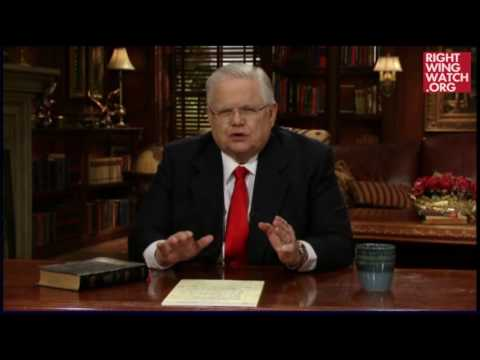 RWW News: John Hagee Says God Will Hold You Accountable For Not Voting For Donald Trump