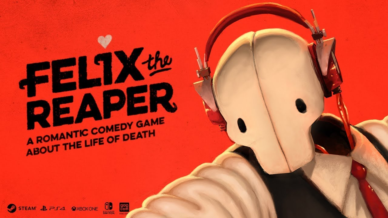 Felix The Reaper - Official Launch Trailer - OUT NOW!