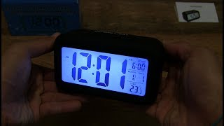 Arespark Smart LED Alarm Clock