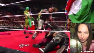 WWE Raw 5/5/14 Cinco De Mayo OLE Live Commentary