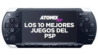 AtomixTOP - Los 10 mejores juegos del PSP