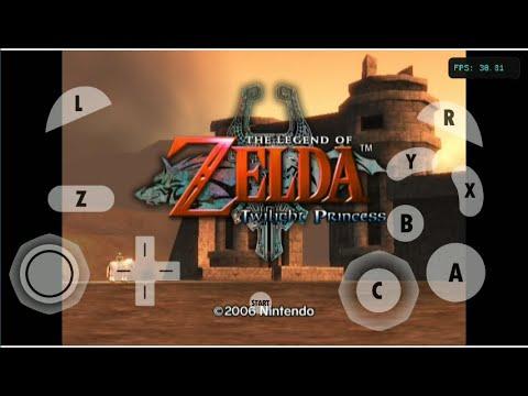 Zelda Twilight Princess Speed Hack Android Youtube