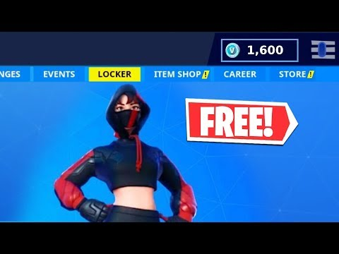 How To CREATE Your Own SKIN in Fortnite (FREE)