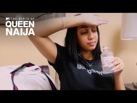 Will A Pregnancy Scare Cause Queen To Cancel Her Show? (Ep. 2) | The Birth Of Queen Naija | MTV