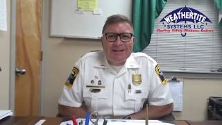 Prospect, CT Police Department Testimonial!