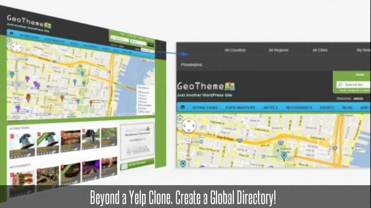 Wordpress business directory theme review youtube wordpress business directory theme review cheaphphosting Choice Image