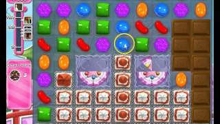 Candy Crush Saga Level 379 Basic Strategy