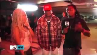 Birdman- Y.U.Mad .ft Nicki Minaj, Lil Wayne (Behind the Scenes)