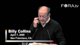 Billy Collins - Litany