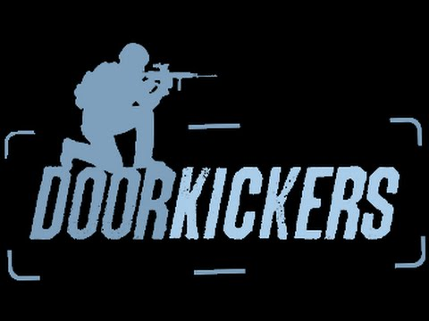 Playing Door Kickers 14: Falling like dominoes