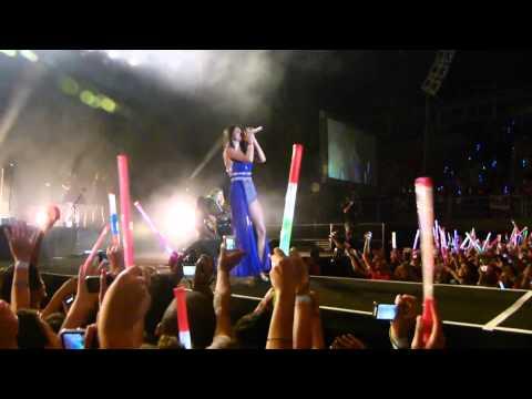 Selena Gomez - A Year Without Rain - Hit The Lights - Rio de Janeiro - Brasil