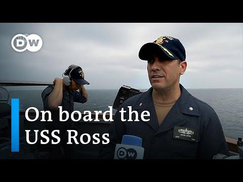 NATO-Ukraine Black Sea drills: Russia makes its presence known | DW News