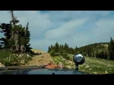 Continental Divide Trail Part1