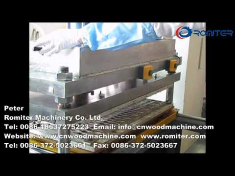 Disposable Wood Spoon Making Machine | Full Automatic Wooden