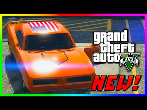 "GTA 5 NEW ""Imponte Dukes"" Car Customization - GTA 5 PS4 Gameplay NEW Cars! (GTA V)"