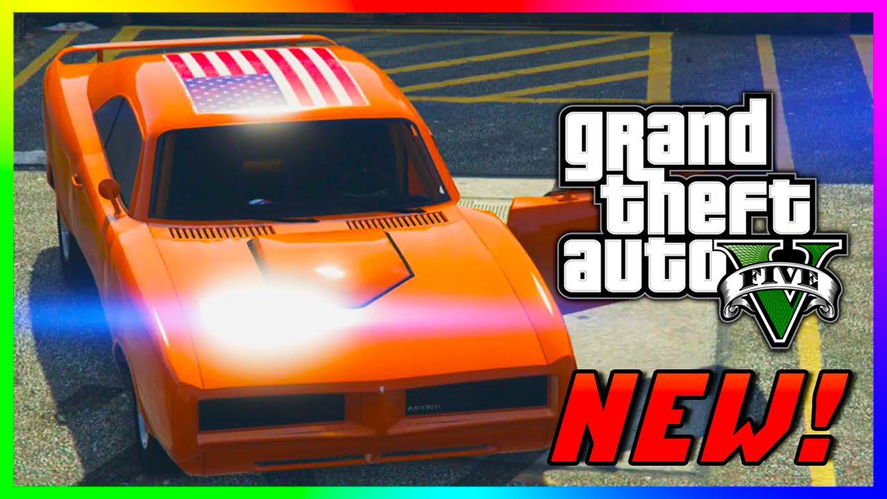 "GTA 5 NEW ""Imponte Dukes"" Car Customization"