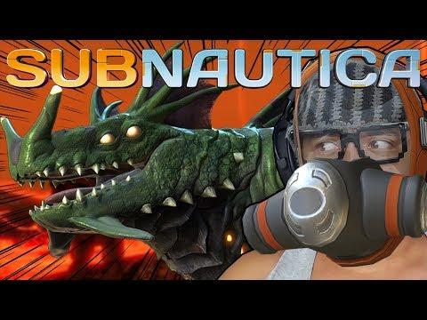 O LAR DO SEA DRAGON LEVIATHAN - Subnautica #40