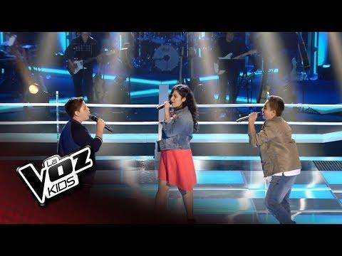 """Julia vs. Arian vs. Jeremai: """"Crazy"""" – Las Batallas – La Voz Kids 2018"""