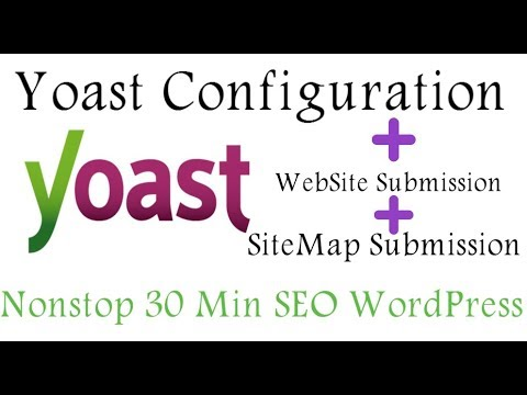 how to configure setting of yoast seo plugin for beginners and
