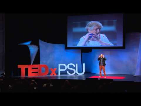 What if age is just a state of mind?   Bruce Grierson   TEDxPSU