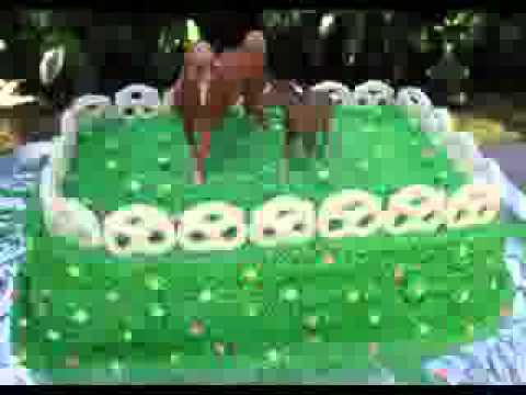 Horse Cake Decoration Ideas