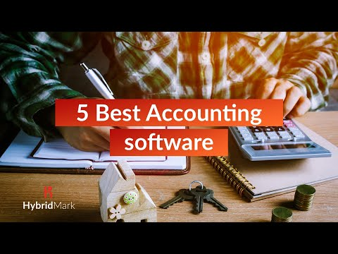 5 Best Accounting Softwares - List Business Accounting Software