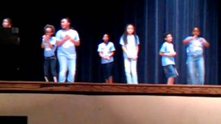 Thelma Jones Elementary Move your body by beyonce