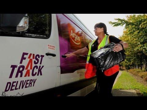Delivery Wars: Argos Starts Same-Day Service