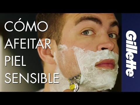Piel Sensible: Comó Afeitarse Sin Irritar La Piel | Gillette ProShield