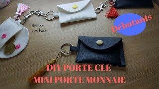 PORTE-CLES MINI PORTE-MONNAIE