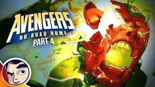 "Avengers NRH ""The Avengers Lose.... The Finale"" | Comicstorian"