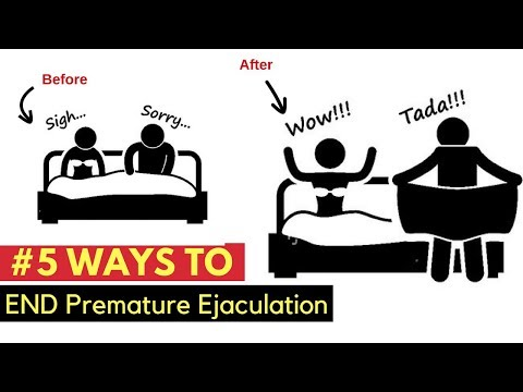 💁🏻‍♂️ 5 Proven Ways To END Premature Ejaculation And Last Longer In Bed