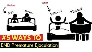 💁🏻‍♂️ 5 Proven Ways To END Premature Ejaculation And Last Longer In Bed - by Dr Sam Robbins