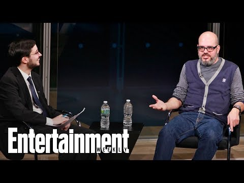 David Cross On Charlyne Yi's Story: I Am Not Racist Nor A Bully   Flash  Entertainment Weekly