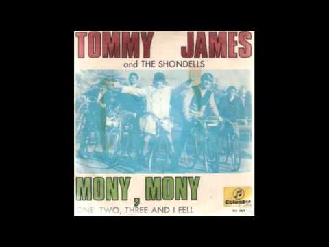 ONE TWO THREE AND I FELL - Tommy James And The Shondells, 1968.