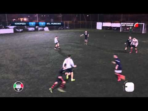 Konopizza 2-3 Atletico Fiumicino | Serie A2 Sport City - 14ª | Gol Parade