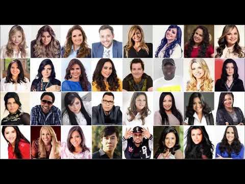 • As TOP 100 Que Marcaram Gerações → As Melhores Músicas Gospel ÁLBUM COMPLETO  🎧 HD 2017   OwnMp3 |  Mp3 Download