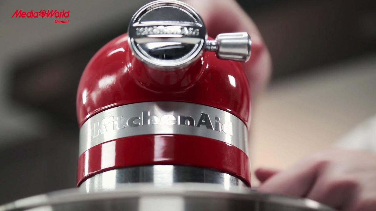 Robot da cucina KitchenAid Mini - Recensione ITA - YouTube