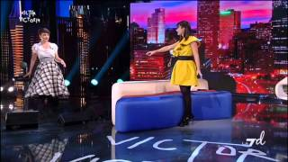 Victor Victoria - Ospiti: Paola Cortellesi e Maurizio Mannoni (11/06/2013)