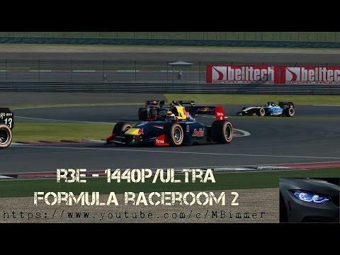 [1440P] RaceRoom | Formula FR2 | Ultra | Shanghai GP