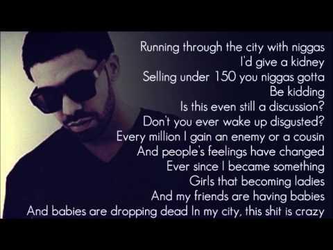 Aaliyah ft. Drake - Enough Said (Lyrics)