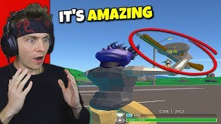 i used stretched resolution on strucid fortnite... (it's too good)