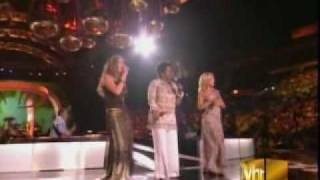 Jessica Simpson with Gladys Knight & Joss Stone I
