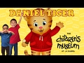 Meeting Daniel Tiger at the Children's Museum at La Habra: Look Who's Traveling