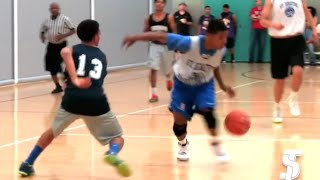 LEGENDARY PG Trevor Dunbar Official Shift Team Mixtape! thumbnail