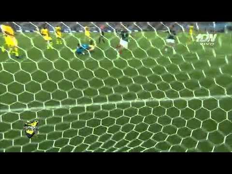 Gol Oribe Peralta Mexico 1-0 Camerun TDN