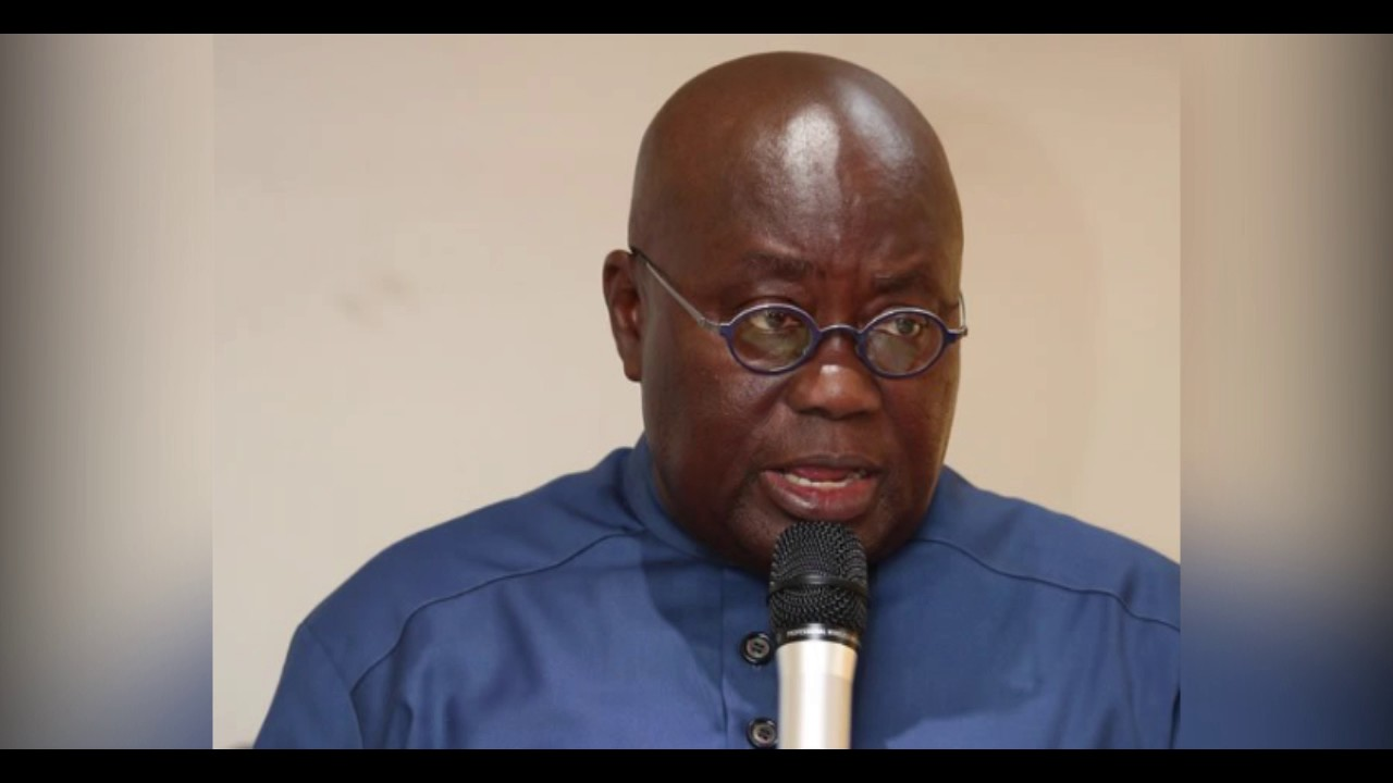 AKUFO ADDO HONOURS MEMORY OF FALLEN MEN AT CROSSROADS SHOOTING
