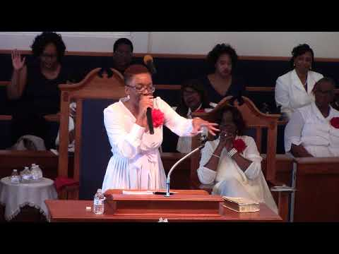 Old Pilgrim Missionary Baptist Church With Minister Tawana Duck 12118
