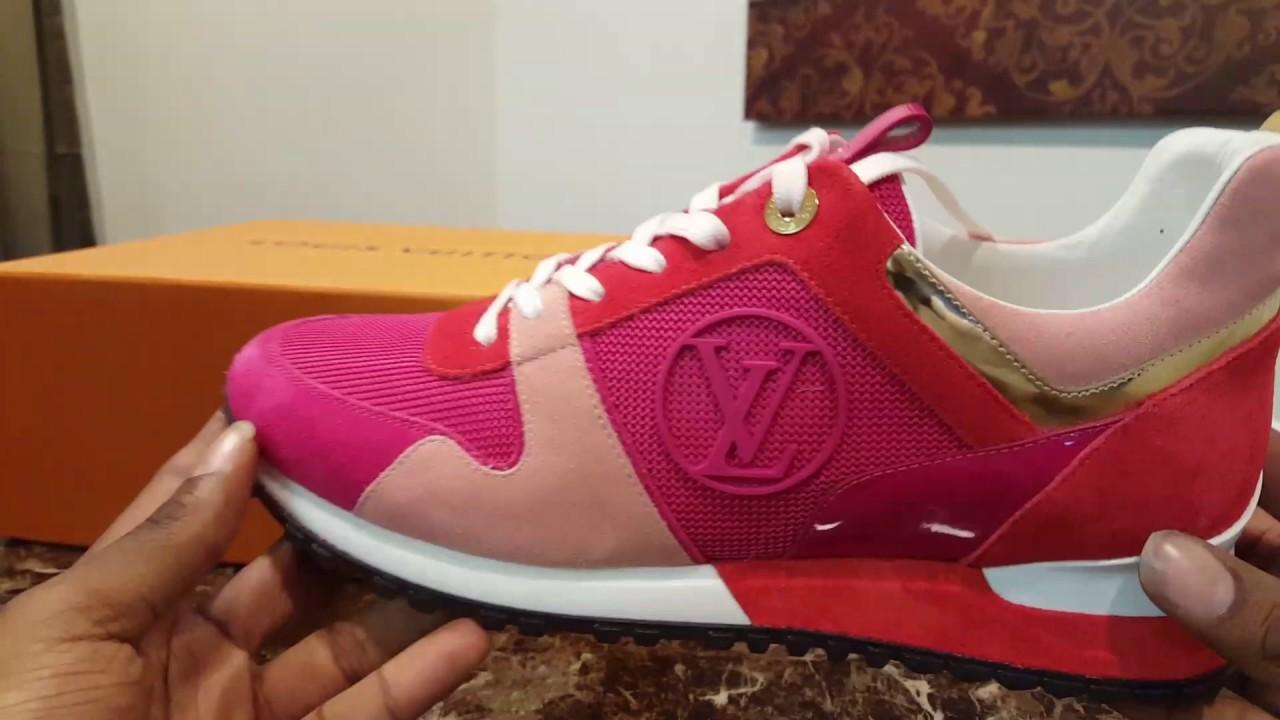 Louis Vuitton Run Away Sneakers Youtube
