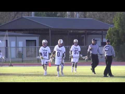 Montevallo Men's Lacrosse vs. NDNU